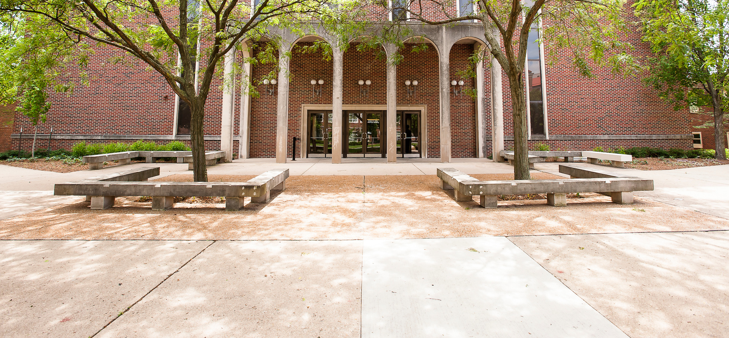 Photo of the Pharmacy Building