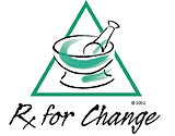 Rx for Change Logo